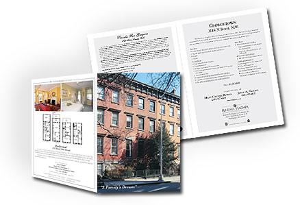 11x17 Real Estate Magazine - BW Interior
