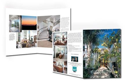 11x17 Real Estate Magazine Printing